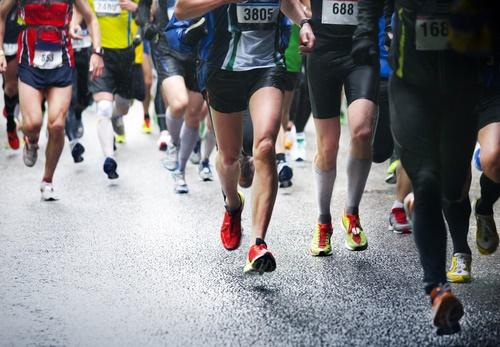 runners in race