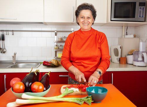 senior-woman-preparing-veggies