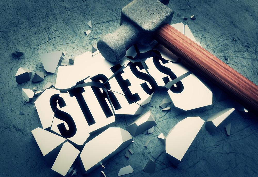 shattering stress