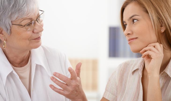 talking-to-older-mother
