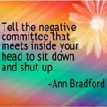 negative committee saying