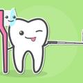 toothbrush selfie