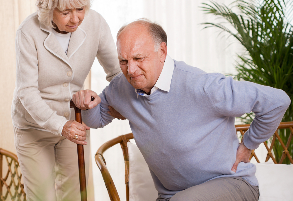 wife-with-husband-in-pain