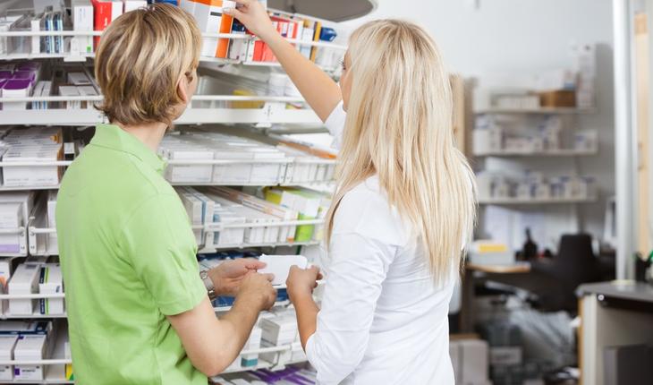 woman prescription drugs