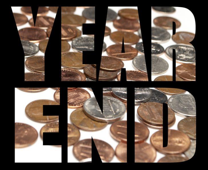 year end finances